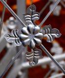 O alumínio fez a fotografia à moda do objeto Fotografia de Stock Royalty Free
