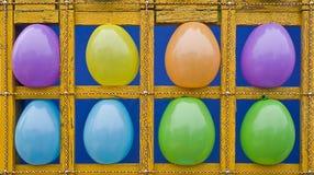 O alvo dos balões Imagem de Stock