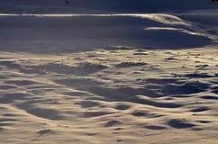 O amanhecer Fotografia de Stock