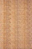 O amarelo e Brown Texture a matéria têxtil Imagens de Stock