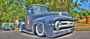 O americano General Motors do vintage pegara o caminhão Imagens de Stock