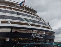 O Amesterdam Imagens de Stock Royalty Free