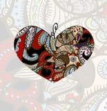 O amor é felicidade ilustração royalty free