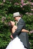 O amor está no ar fotos de stock royalty free