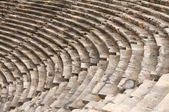 O amphitheater antigo Fotografia de Stock