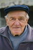 O ancião chamou o retrato de Pablo Imagem de Stock