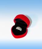 O anel Fotografia de Stock