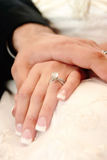 O anel Fotos de Stock Royalty Free