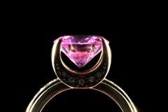 O anel imagem de stock
