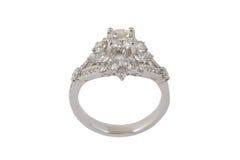 O anel dourado Imagens de Stock Royalty Free