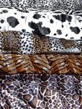 O animal imprime a variedade Fotografia de Stock