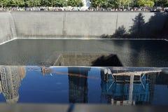 14o aniversário de 9/11 de 53 Fotografia de Stock