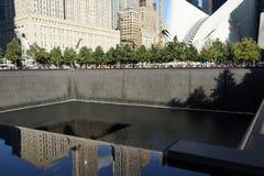 14o aniversário de 9/11 de 63 Fotografia de Stock