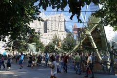 14o aniversário de 9/11 de 75 Foto de Stock Royalty Free