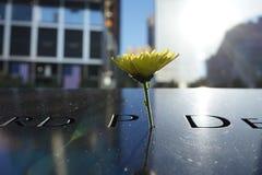 14o aniversário de 9/11 de 85 Foto de Stock