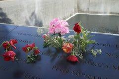 15o aniversário de 9/11 de 10 Imagens de Stock Royalty Free