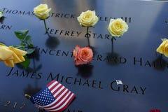 15o aniversário de 9/11 de 19 Fotografia de Stock Royalty Free