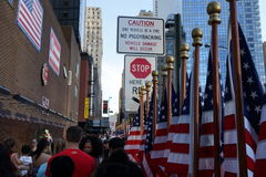 15o aniversário de 9/11 de 65 Fotografia de Stock Royalty Free