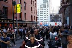 15o aniversário de 9/11 de 95 Foto de Stock Royalty Free