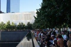 14o aniversário de 9/11 de parte 2 6 Imagens de Stock Royalty Free