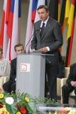 20o aniversário do colapso do comunismo na Europa Central Foto de Stock Royalty Free