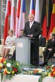 20o aniversário do colapso do comunismo na Europa Central Imagens de Stock