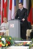 20o aniversário do colapso do comunismo na Europa Central Fotografia de Stock Royalty Free