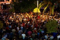 20o aniversário do massacre de Sivas Fotos de Stock Royalty Free