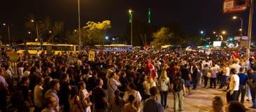 20o aniversário do massacre de Sivas Fotos de Stock