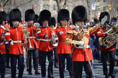 200o Aniversario de la batalla de York Foto de archivo libre de regalías