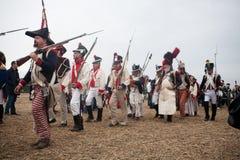 200o aniversario de Leipzig de la batalla de las naciones foto de archivo