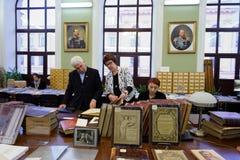 140o aniversario del arte de St Petersburg y de la academia de la industria Fotos de archivo libres de regalías