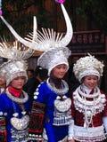 O ano novo de Hmong Imagem de Stock Royalty Free