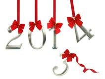 2014 estão vindo Fotografia de Stock Royalty Free