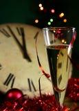 O ano novo está vindo Fotografia de Stock