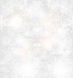 O ano novo feliz e casa o fundo do Natal Imagens de Stock