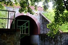 O aqueduto Foto de Stock Royalty Free