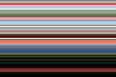 O arco-íris brincalhão alinha, textura abstrata com contrastes ilustração stock