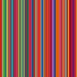 O arco-íris da arte abstrato curvado alinha o fundo colorido Foto de Stock