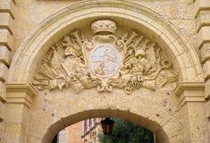 O arco de pedra Fotos de Stock Royalty Free