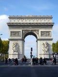 O arco de Triumph Imagem de Stock Royalty Free