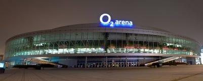O2 arena Royalty-vrije Stock Afbeelding
