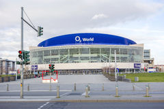 O2 Arena Berlin Stock Photo