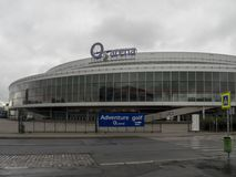 O2 Arena, Prague Royalty Free Stock Images