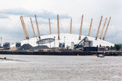 O2 Arena Greenwich England Stock Photography