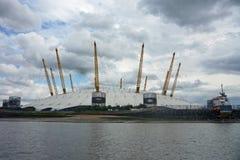 O2 arena, Greenwich, Londres, Reino Unido Imágenes de archivo libres de regalías