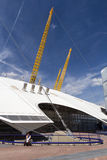 O2 Arena, London Royalty Free Stock Photo