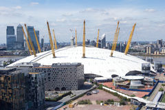 O2 Arena, London Stock Image