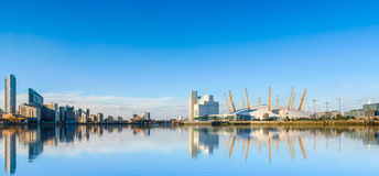 O2 Arena in London Stock Photography