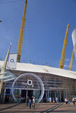 O2 Arena millenium dome Royalty Free Stock Image